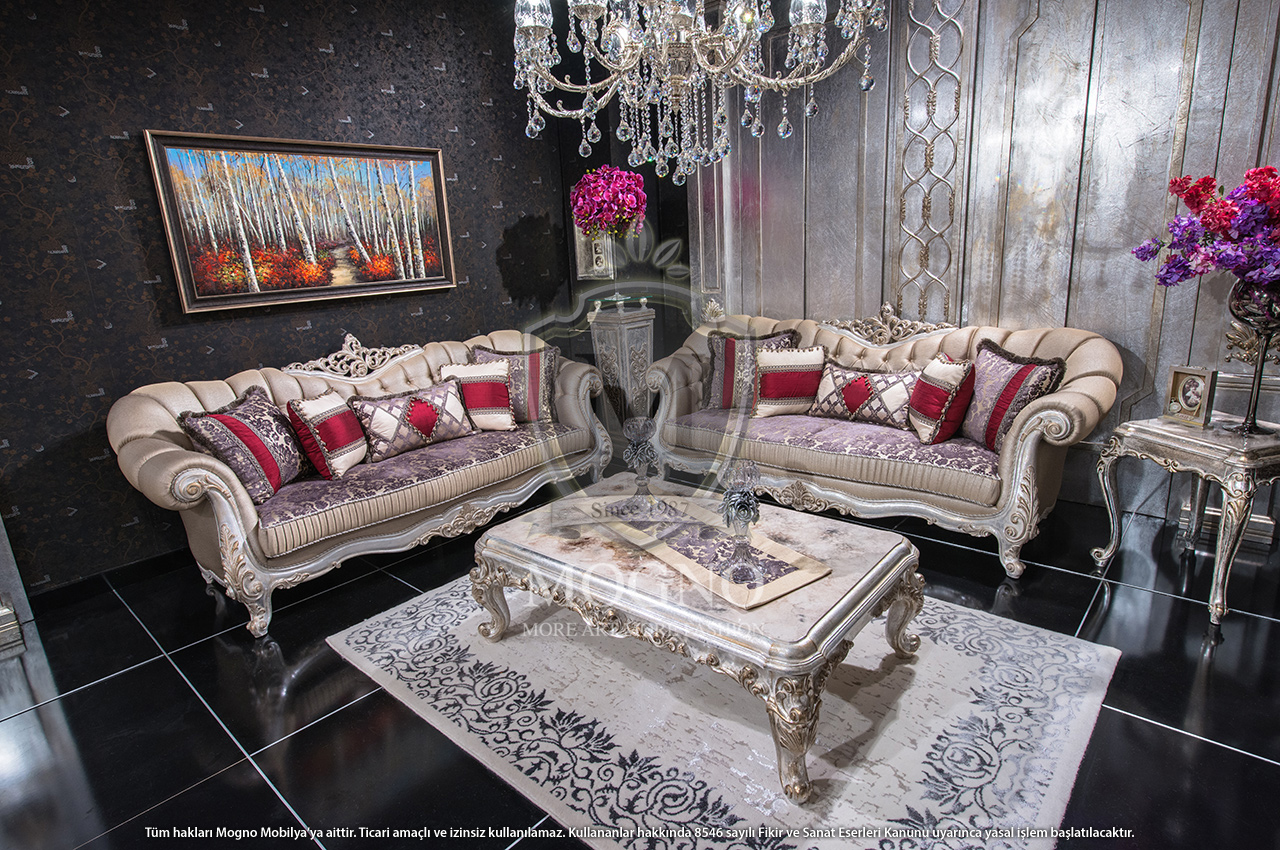 DIOR LIVING ROOM