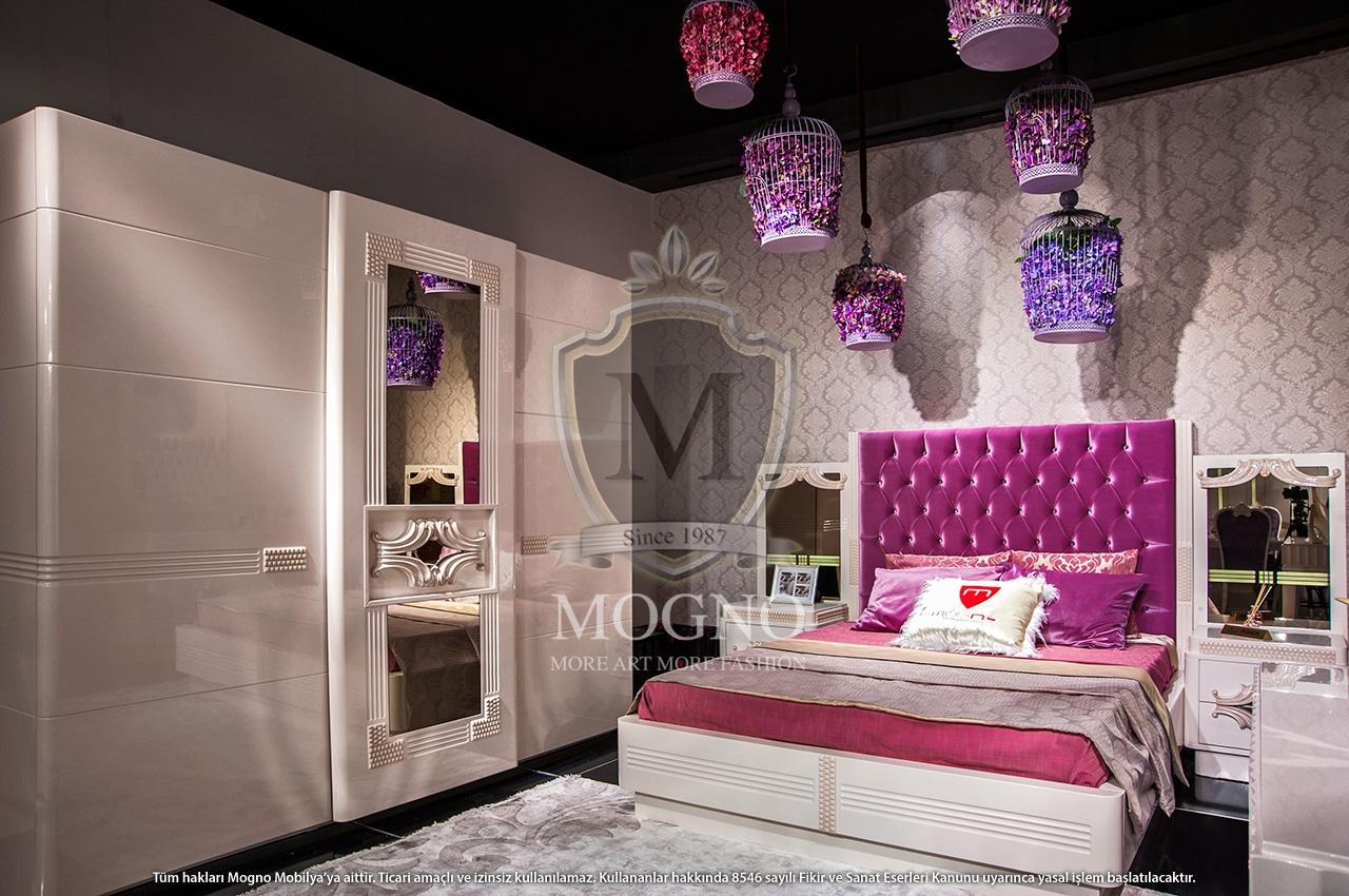 Mogno Mobilya Fashion Bedroom